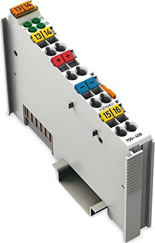 WAGO 750 –  408 Elektrische Klemmleiste 750-408