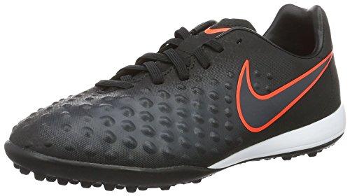 Nike Unisex-Erwachsene Jr Magistax Opus Ii Tg Fußballschuhe Schwarz (Black/Black)