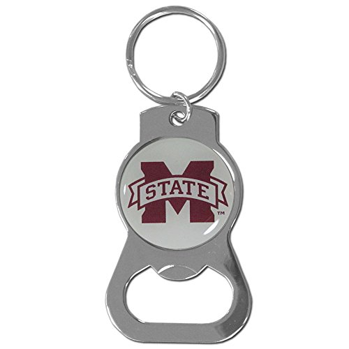 Siskiyou NCAA Mississippi State Bulldogs Bottle Opener Key Chain