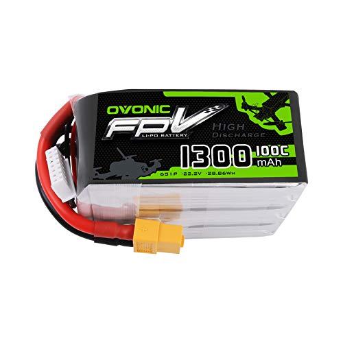 Ovonic 1300mAh 22 2V Battery Racing product image