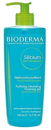 Bioderma Sebium Gel Moussant Nettoyant Purifiant 500 ml (28664I)