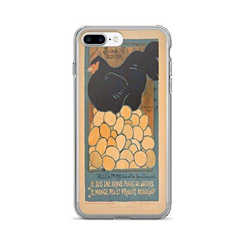 Vintage poster - I am a Fine War Hen - iPhone 7 Plus Case