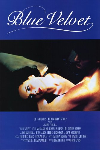 Image result for blue velvet poster