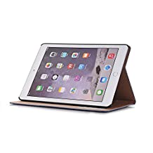 iPad Pro 10.5 Case, JiiJian PU Leather Lightweight Protective Stand Smart Folio Flip iPad Case cover with Ultra Slim and Document Card Slots Case Cover for iPad Pro 10.5