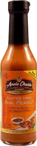 Annie Peanut (Annie Chun's Asian Sauce Gluten Free Thai Peanut -- 9.2 fl oz - 2 pc)
