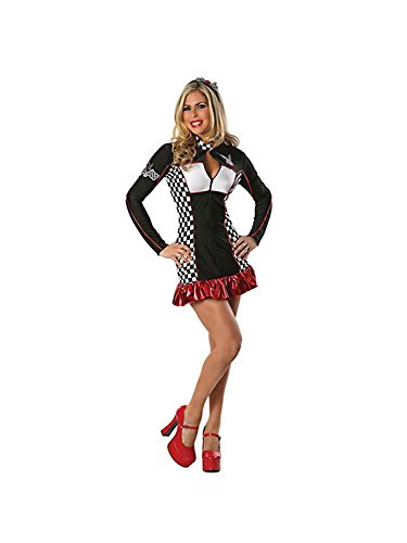 Playboy Sexy Nurse Women Adult Costumes (Sexy Playboy Team Playmate Halloween Costume Womens (M/L))
