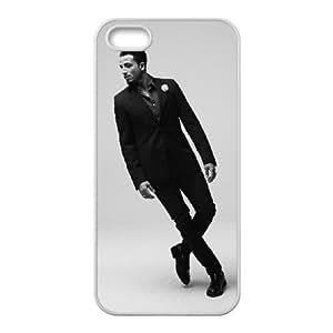 C-EUR Diy Adam Levine Hard Back Case for Iphone 5 5g 5s