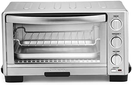 Cuisinart TOB 1010 Toaster Broiler Silver product image