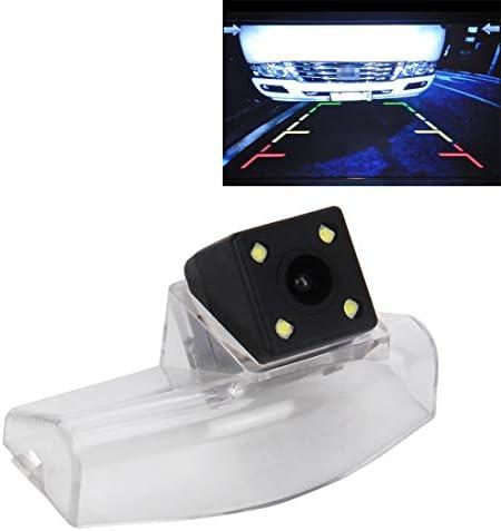 リバースカメラ 720×540有効画素海外バージョンマツダ2/3のための広角車の背面図のバックアップリバースカメラ、HD防水4 LEDナイトビジョン
