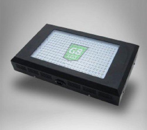G8LED 900 Watt MEGA LED Grow Light with Optimal 8-Band plus Infrared (IR) and Ultraviolet (UV) - 3 Watt Chips - All in One for Veg and Flower