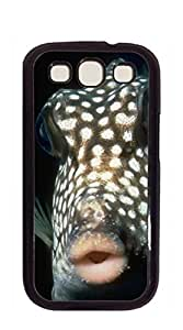 Design Hard Skin Case Cover Shell for Mobilephone galaxy s3 - Deep sea fish mouth