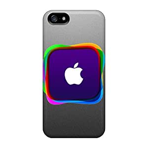 Anti-scratch And Shatterproof Wwdc 13 Logo Phone Case For Iphone 5/5s/ High Quality Tpu Case