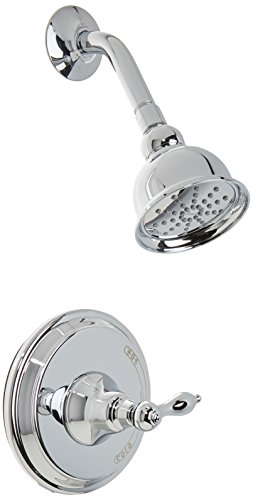 Danze D500540T Fairmont Single Handle Shower Trim Kit, 2.5 GPM, Valve Not Included, Chrome
