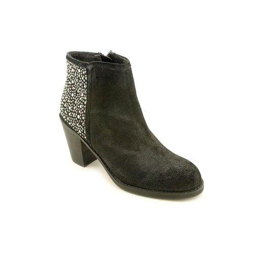 Boots Driskill Leather Santana Women's Carlos Black qtPvaWW