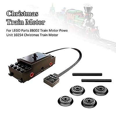Dappre Train Motor Power Unit 10254 Christmas Train Motor for Lego Parts 88002: Home & Kitchen