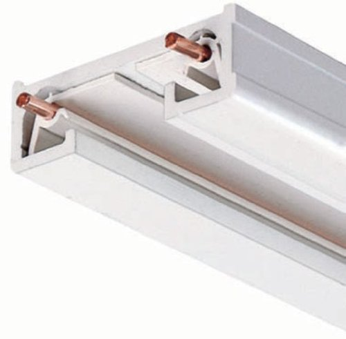 Juno Lighting R4WH Trac-Lites Surface Trac, 44-Inch, White