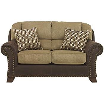 Amazon Com Benchcraft Vandive Contemporary Living Room