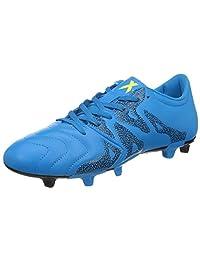 adidas X 15.3 FG/AG Leather Mens Soccer Cleats