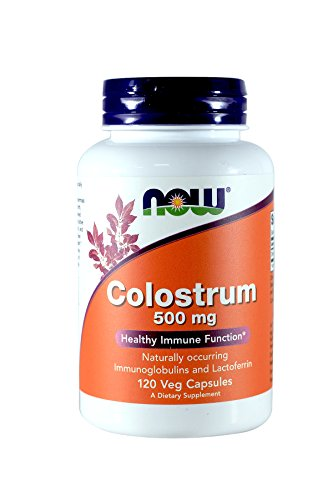 Colostrum 500mg 120 Capsules (Pack of 2)