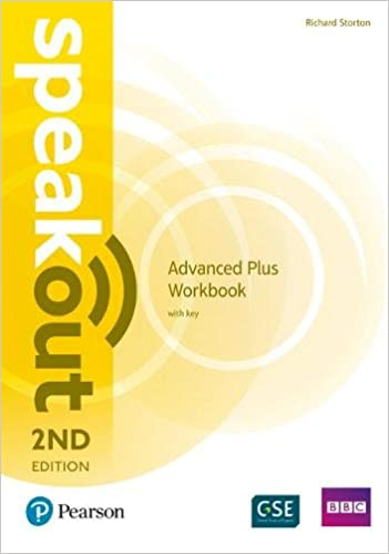 Speakout advanced plus 2nd edition workbook with key amazon speakout advanced plus 2nd edition workbook with key amazon richard storton 9781292212241 books fandeluxe Image collections