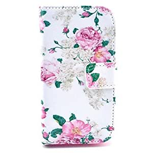 HJZ Samsung Galaxy Trend Lite S7390/S7392 compatible Graphic/Special Design PU Leather Full Body Cases