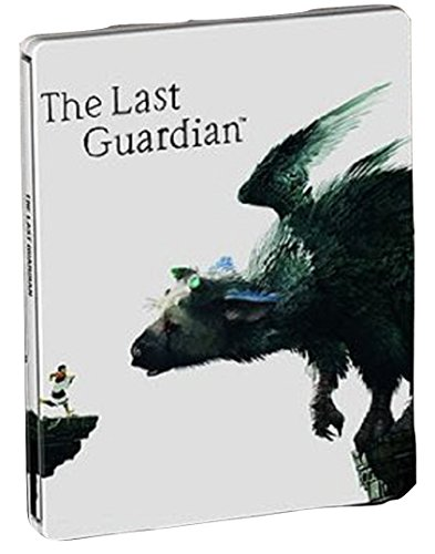 The Last Guardian Game, Steelbook & Digital Soundtrack