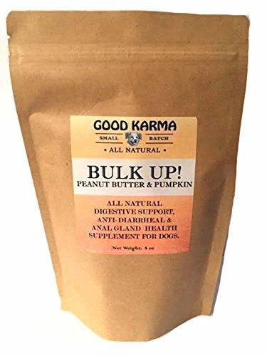 All-Natural-Digestion-Support-Diarrhea-Relief-Anal-Gland-Health-Supplement-for-Dogs-Good-Karma-Naturals-Bulk-Up-100-Natural-Dog-Digestive-Fiber-Pumpkin-Powder-8oz-bag