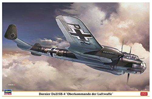 Hasegawa HJT07443 1:48 Scale Dornier Do215B-4 Oberkommando for sale  Delivered anywhere in USA
