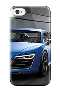 Richard V. Leslie's Shop Snap-on Case Designed For Iphone 4/4s- 2013 Audi R8 V8