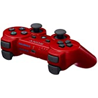 PlayStation 3 - Controller DualShock 3 Wireless, Rosso