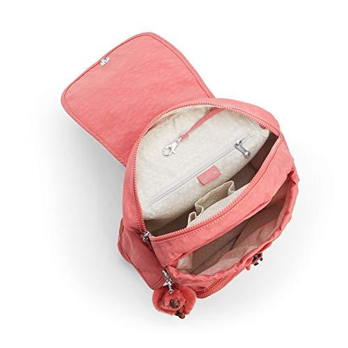 Pack 5x19 Cm Rosa A City S Pink Kipling Borsa dream Donna Zainetto 27x33 qwHagF85