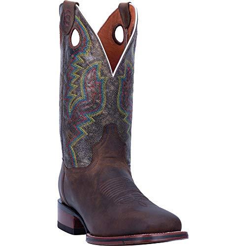Laredo Women's Deertan 11 Cowboy Boots,Walnut,7 W US