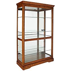 Howard Miller 680-237 Parkview Curio Cabinet