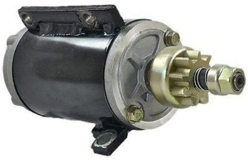 New Premium Marine Starter fits Evinrude, Johnson Outboard Engines 40HP-50HP 1987-2005 SM50592 18-5624 585056 586279 MOT2002L S2038M 5389 583482 71-09-5713 91-09-1042 5704640 5704640-M030SM SM57046 ()