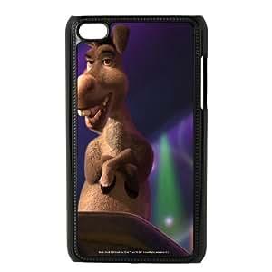 Donkey iPod Touch 4 Case Black KSM6980603