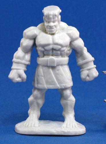 Golem Miniatures - Reaper Stone Golem (1) Miniature