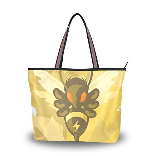 Mnsruu Multicolor Handbag L Multicolor Women's Mnsruu RF4RwqTH