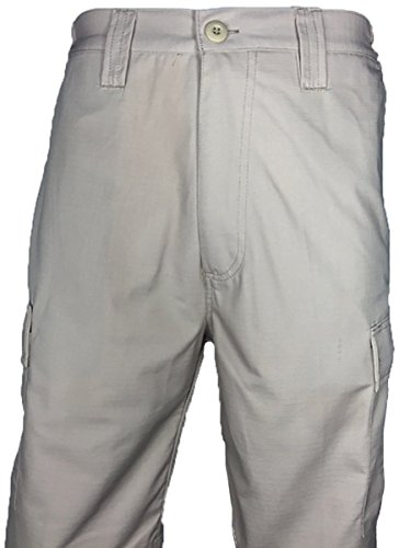 Ripstop Army Cargo Bdu Shorts - Mafoose Tactical Army Military Ripstop BDU Cargo Shorts Khaki Large