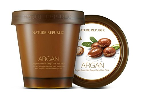 Nature Republic Argan Essential Deep Care Hair Pack, 200 Gram from Nature Republic