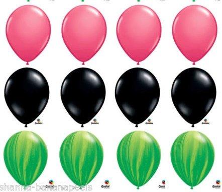 Watermelon Party Balloon Set