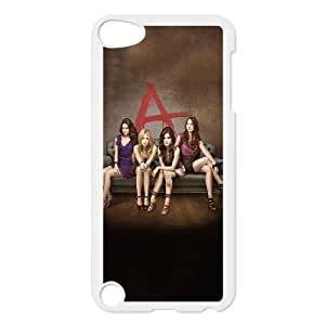 Pretty Little Liars ipod Touch 5 Case White Phone Accessories JV2G1161