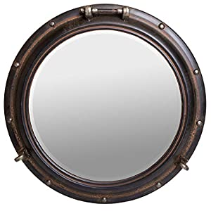41xToHFKGpL._SS300_ Nautical Themed Mirrors