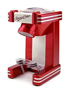 Nostalgia RSM702 Single Snow Cone Maker : Great and Easy to Use