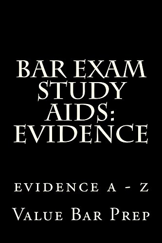 How To Learn English Essay Bar Exam Study Aids Evidence Ebook  Writer Of Model Business Law Essays also Essay For Students Of High School Amazoncom Bar Exam Study Aids Evidence Ebook  Writer Of  Thesis Statement Examples For Essays