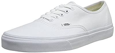 Vans Unisex Classic Authentic Skate Shoes