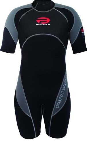 Pinnacle Spirit 3mm Men's Shorty Wetsuit (XL)