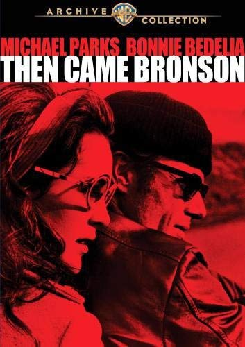 Then Came Bronson (1969 Tvm) (Dvd Came Then Bronson)