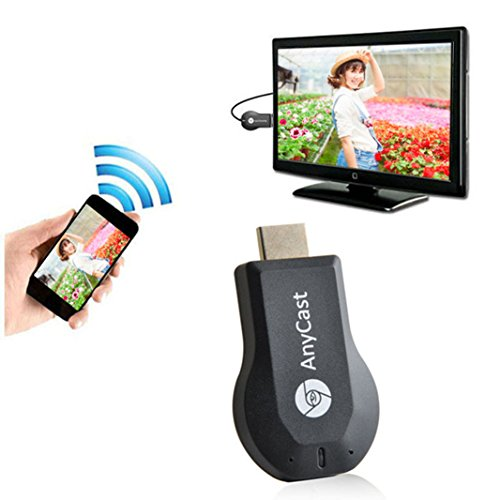 1080P HDMI WiFi AnyCast Adapter Wireless Display Miracast