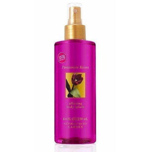 - Victoria's Secret Garden Limited Edition Passionate Kisses Silkening Body Splash 8.4 fl oz (250 ml)