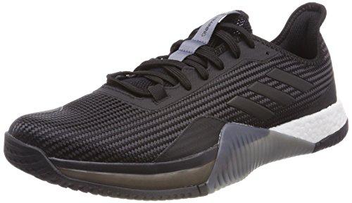 adidas Herren Crazytrain Elite M Gymnastikschuhe, Schwarz (Core Black/Core Black/Onix Core Black/Core Black/Onix)